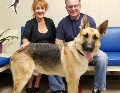 Kodiak Adopted!
