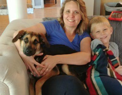 Maya Adopted 05.06.18!